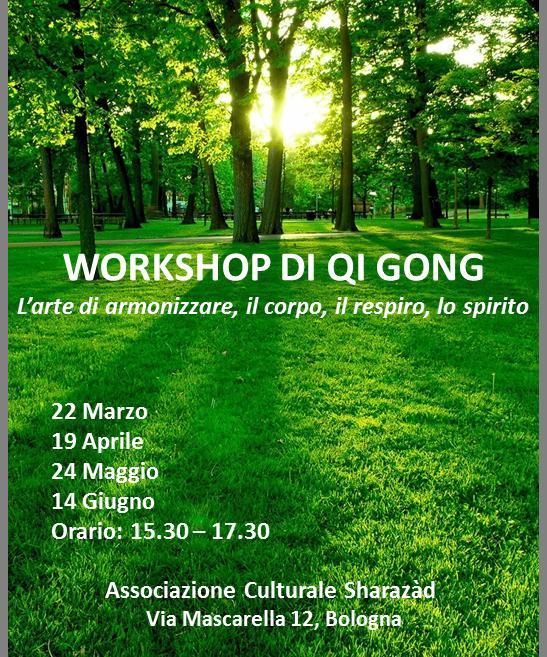 Workshop Qi Gong
